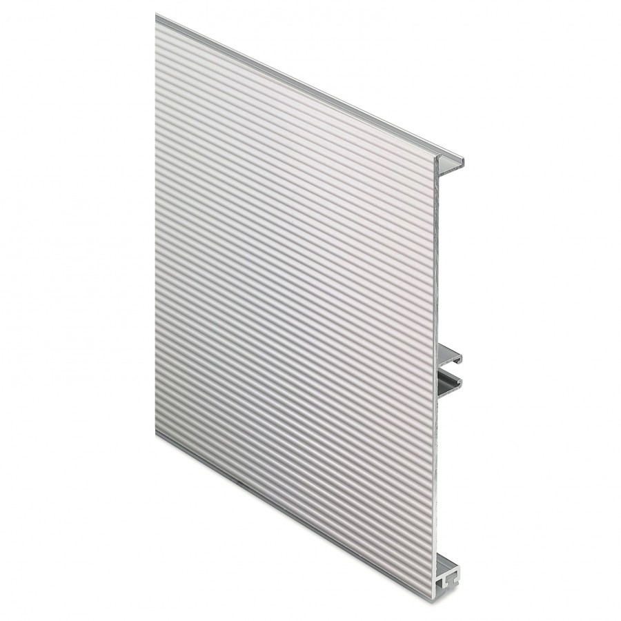 Zoccolo cucina in alluminio h 10 cm shop centroservice - Zoccolo cucina altezza ...