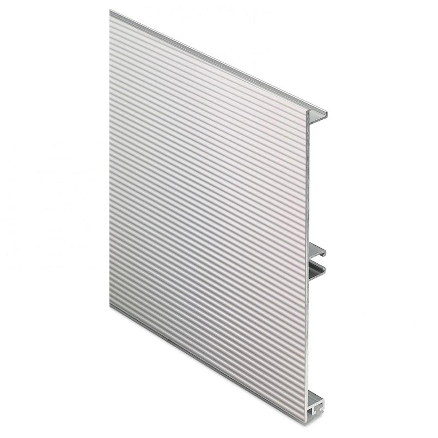 Zoccolo cucina in alluminio h 15 cm shop centroservice - Zoccolo cucina 12 cm ...
