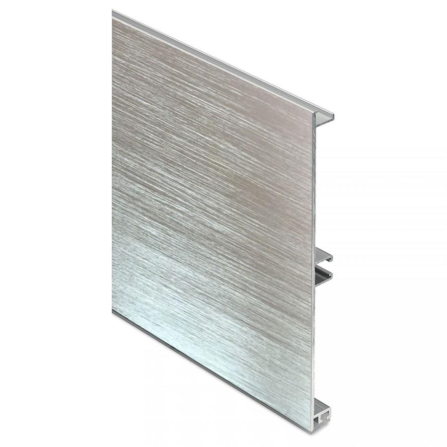 Zoccolo cucina in alluminio h 15 cm shop centroservice - Zoccolo cucina altezza ...