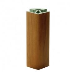 ANGOLO 135° PVC H. 12 cm